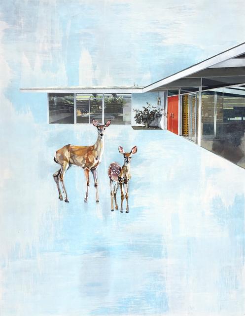 , 'Front Yard,' 2017, LAUNCH LA
