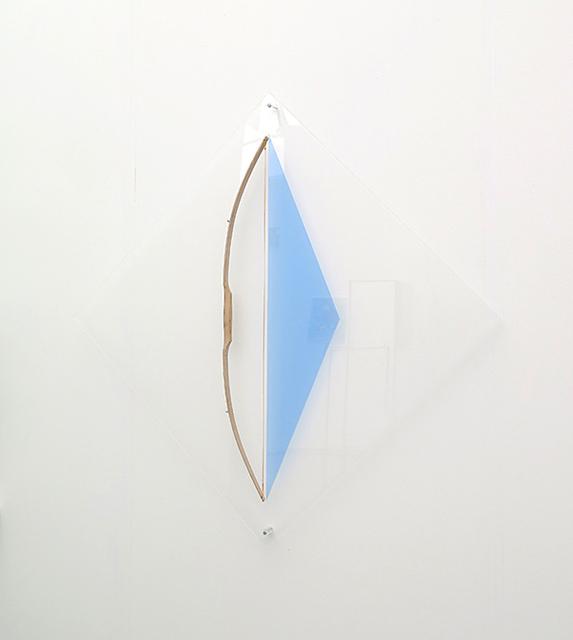 , 'Bow,' 2015, Rosa.Santos