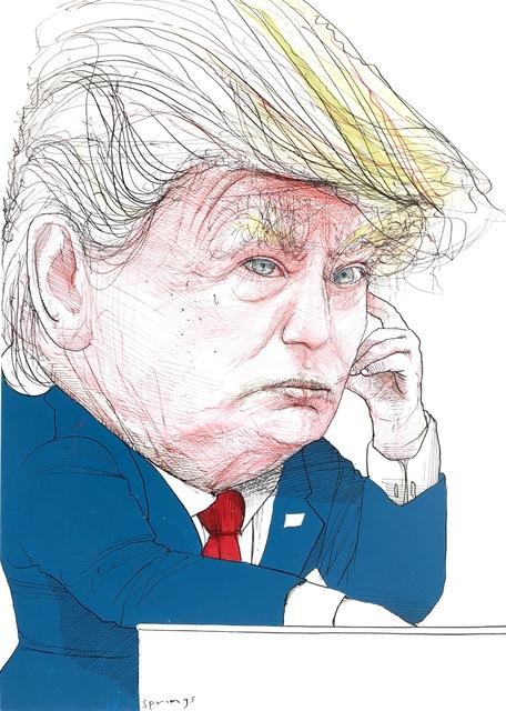 , 'Donald Trump,' , Ransom