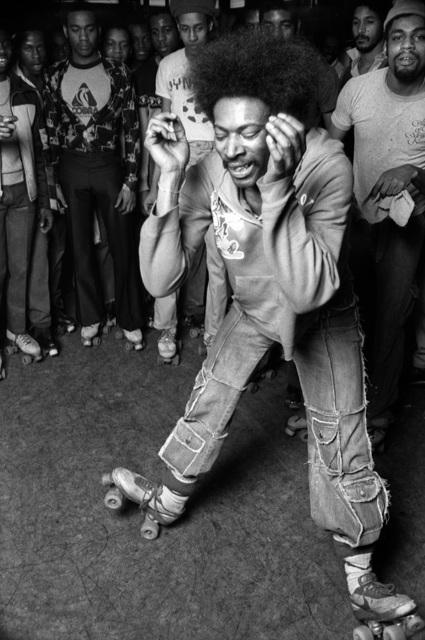 , 'Empire Roller Disco #6,' 1980, Benrubi Gallery