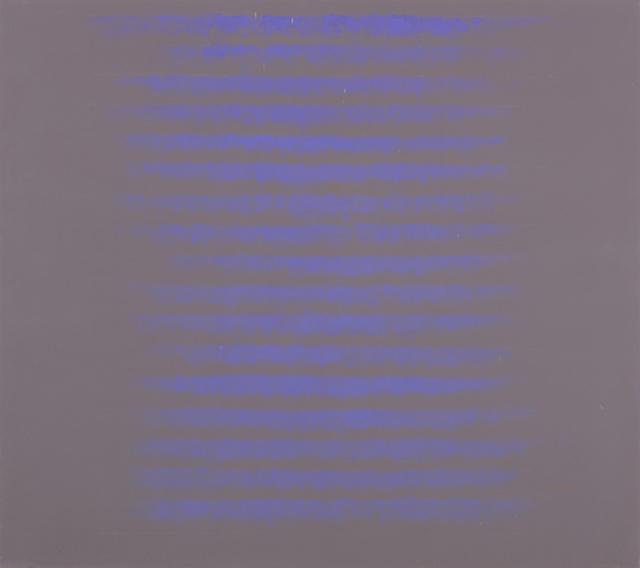 , 'A Paler Violet Blue,' 2013, Annely Juda Fine Art