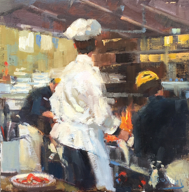Nancy Tankersley, 'In Command', ca. 2018, Gildea Gallery