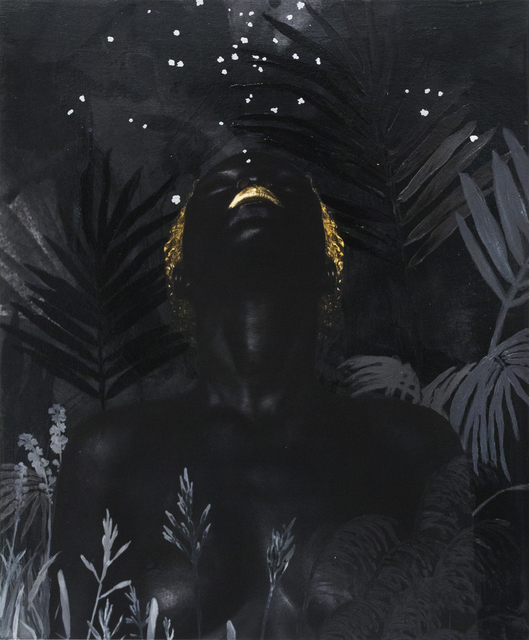Lina Iris Viktor, 'A Blackness So Complete The Shadow Ceases To Exist... No V (The Dark Continent Series)', 2016, Mariane Ibrahim Gallery