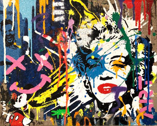 Yuvi, 'Marilyn', Dan Gallery