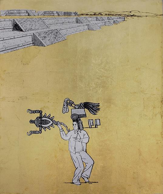 , 'Escenario VI,' 2010, Galería Nudo