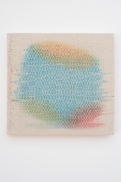 , 'Reweave 10.2,' 2016, Almine Rech