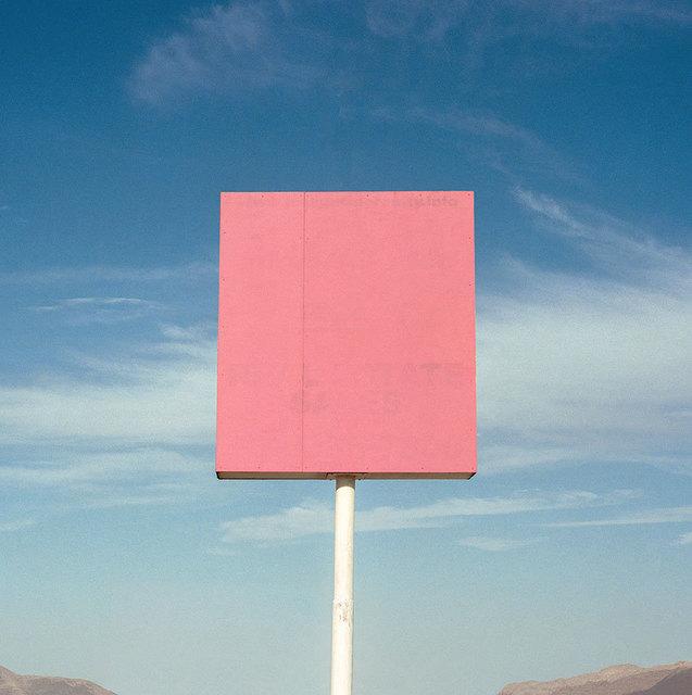 , 'Pink Desert ,' 2016, OLSEN GALLERY