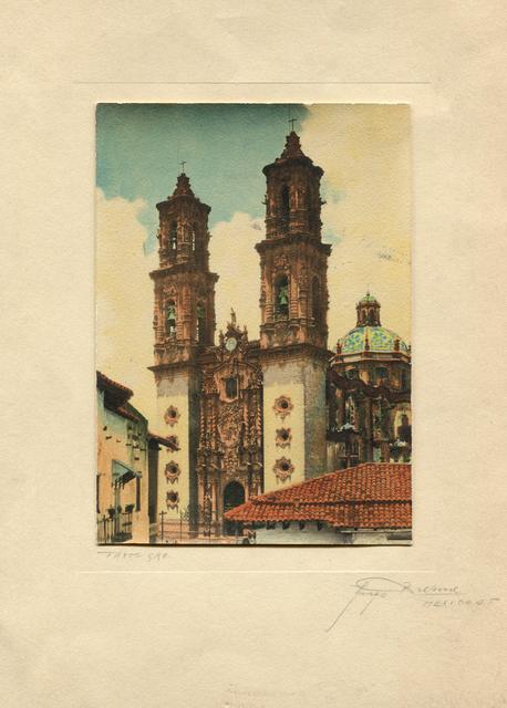 , 'Taxco, Gro.,' , Galeria Enrique Guerrero