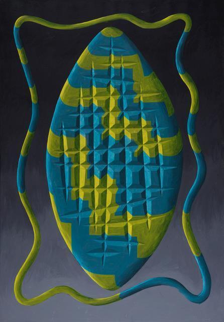 , 'Kali II ,' 1984, CFHILL