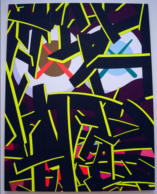 KAWS, 'Paper Smile', 2012, Prescription Art