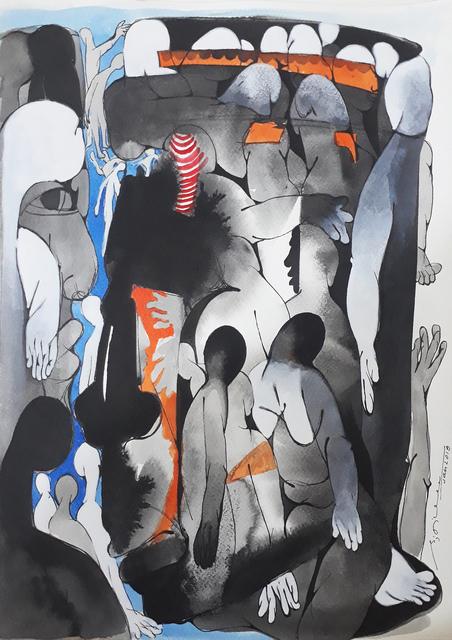 , 'Pareidolia,' 2019, The Art Cocoon