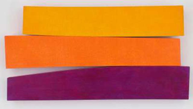 , 'Flares: Hot Times,' 1990, Rosenbaum Contemporary