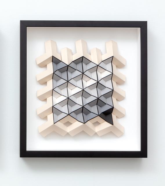 , 'White Line,' 2014, Cris Worley Fine Arts
