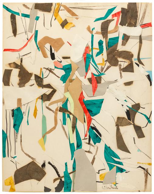 Esteban Vicente, 'Rhythms', 1952, Hindman