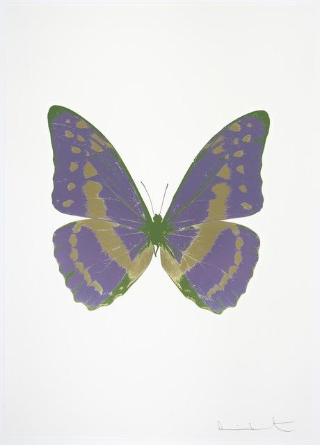 , 'The Souls III - Aquarius/Cool Gold/Leaf Green,' 2010, Paul Stolper Gallery