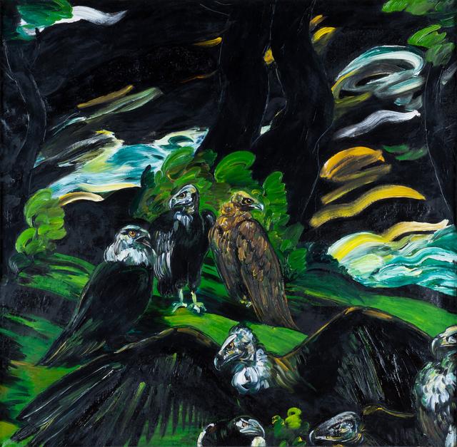 , 'Judgement,' 1975, Galerie Kornfeld