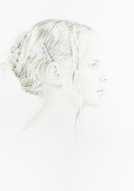 , 'María de perfil,' 2012, Victor Lope Arte Contemporaneo