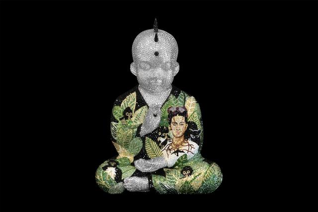 , 'Punk Buddha Self Love feat. Frida Kahlo,' ca. 2019, Samuel Lynne Galleries