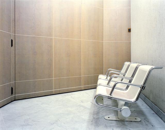 , 'Synagogue, Roissy Charles de Gaulle Airport, Paris, France,' 2000, ElliottHalls