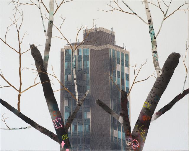 Erik Benson, 'no title (Birch)', 2015, TAI Modern