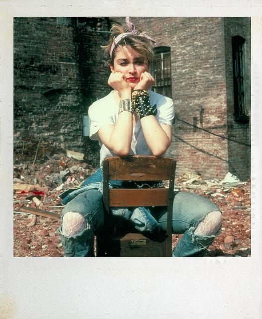 , 'Madonna Polaroid 2,' , Milk Gallery