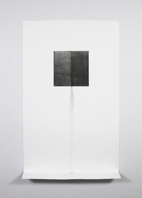 , 'Unfolding Gravity No.1,' 2015, Tamarind Institute