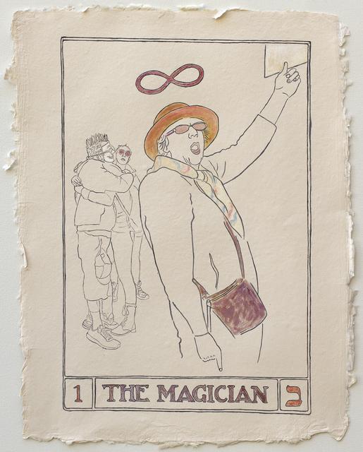 , 'The New Magician,' 2018, Phylogeny Contemporary