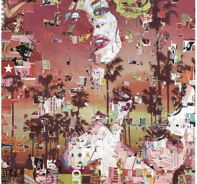 , 'Across the Universe,' 2018, Derek Gores Gallery