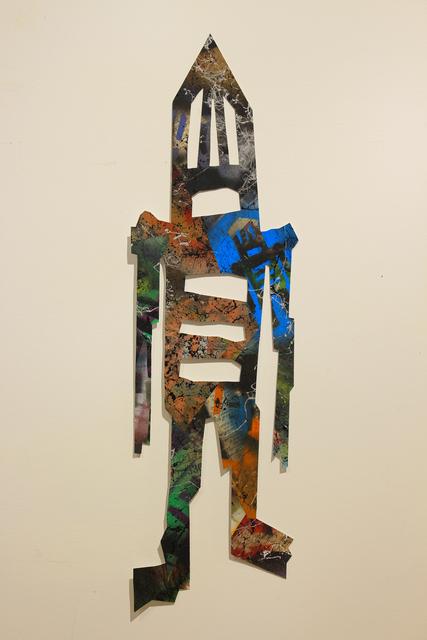 Stikman, 'Untitled Figure #10', 2015, Woodward Gallery