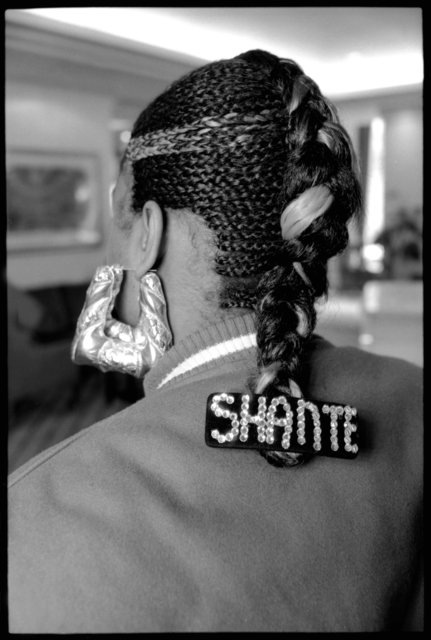, 'Roxanne Shante,' 1989, Getty Images Gallery