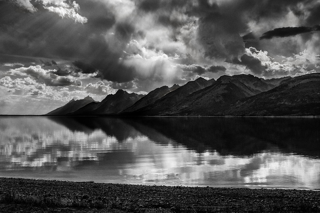 , 'Jackson Lake, Grand Teton National Park,' , Soho Photo Gallery