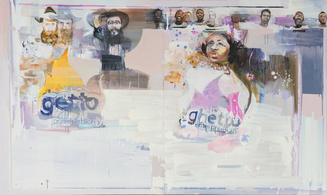 , 'Ghetto Enterpreneurs,' 2014, LETO