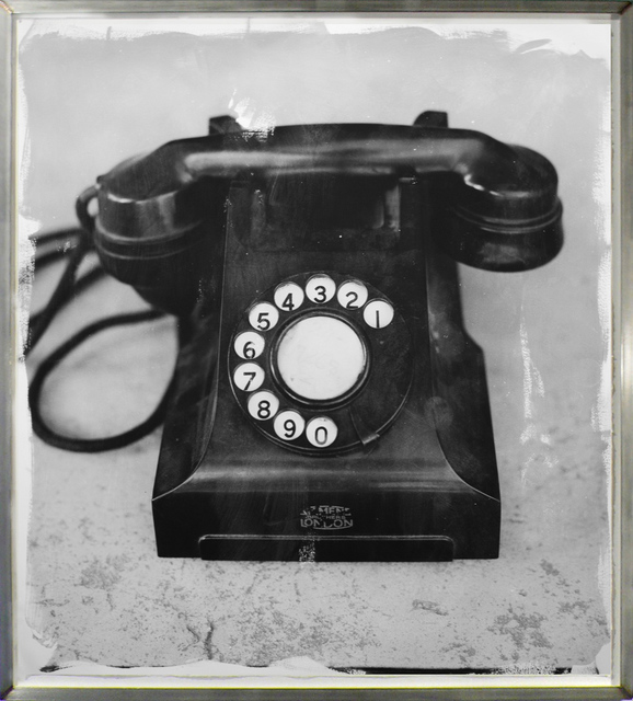 , 'Telephone (variant),' 2009, HackelBury Fine Art