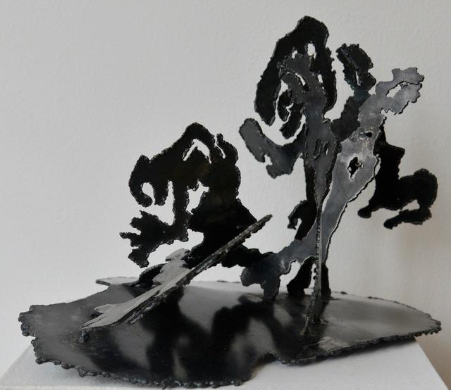 , 'Overtaken Bushwick #1,' 2016, Carter Burden Gallery