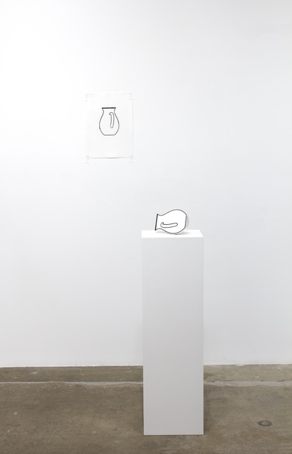 , '2D/3D,' , DENK Gallery