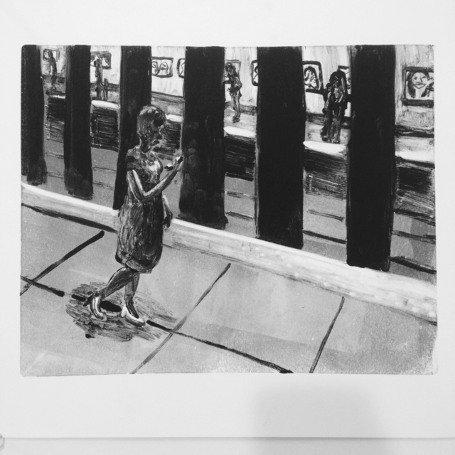 , 'Passer-by,' 2017, Park Place Gallery