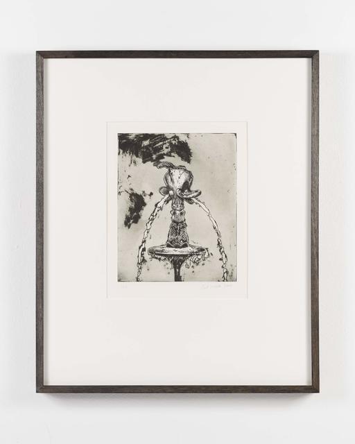 , 'Idiot Fountain VIII,' 2009, Stephen Friedman Gallery
