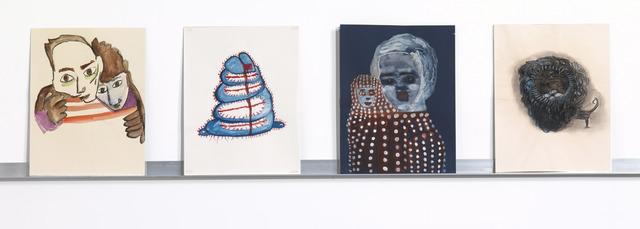 Victoria Civera, 'Nidos (barra 3) ', 2013, Alfonso Artiaco