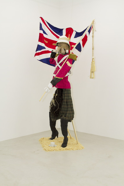 , 'Idol of the Black Watch Regiment - 1899 - South Africa,' 2013, Nanzuka