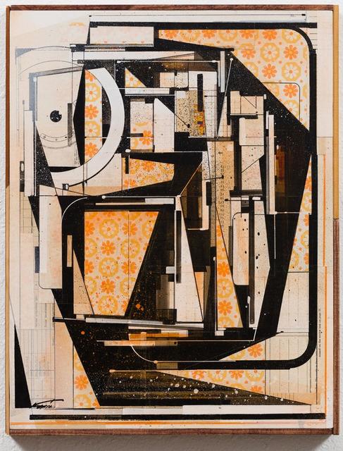 Augustine Kofie, 'Daisy Age', 2017, Jonathan LeVine Projects