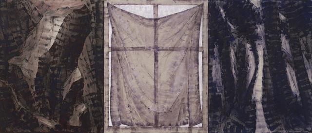 , 'Triptych Nocturne,' 2014, Peter Blum Gallery