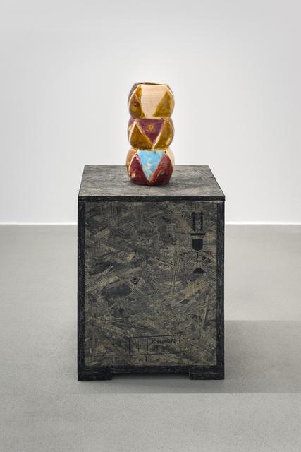 , 'Adnan 1,' 2018, Galerie Mehdi Chouakri