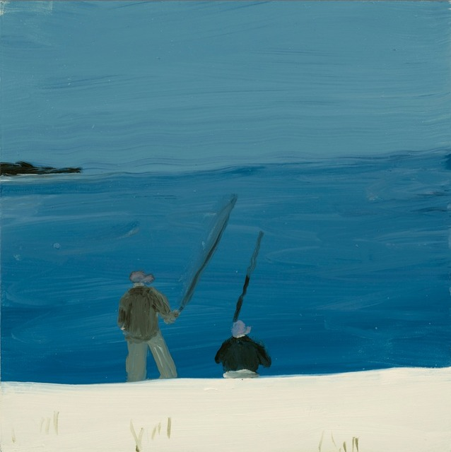 , 'Fisherman,' 2015, Sears-Peyton Gallery