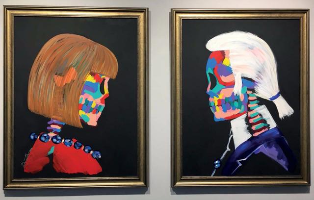 , 'Anna & Karl,' 2016, Maddox Gallery