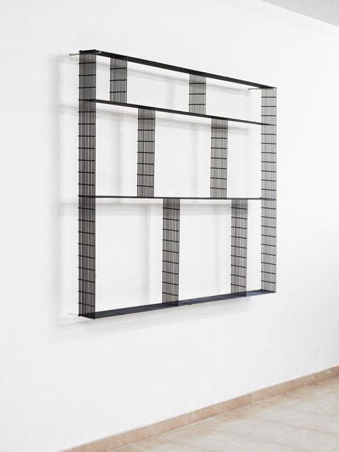 , 'Deconstrucción en tres líneas ,' 2019, Galería Pelaires