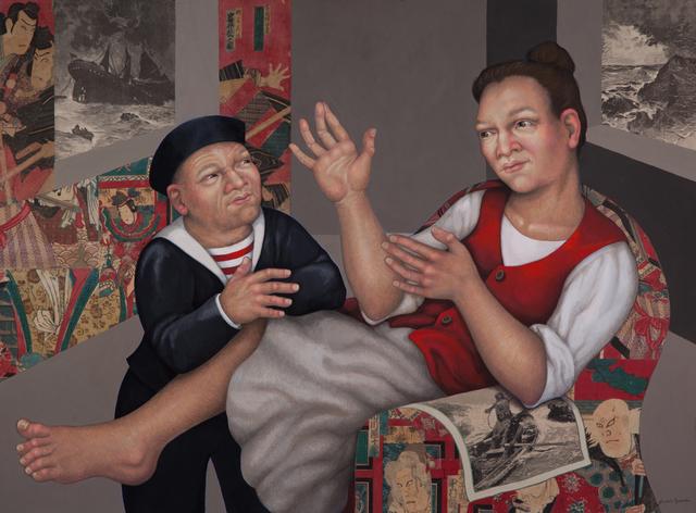 , 'Small Sailor,' 2015, Ruiz-Healy Art
