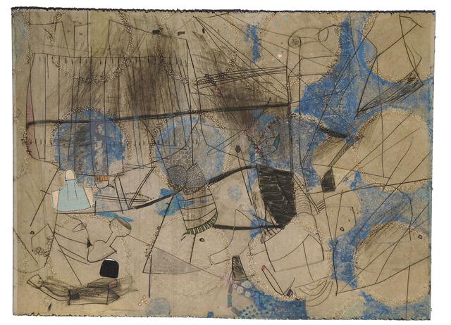 , 'Residue,' 2015, Gallery Espace