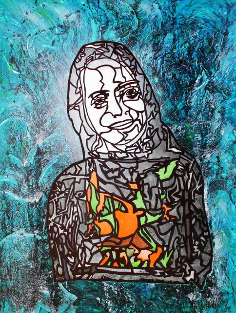 , 'India's Daughter,' 2017, Agora Gallery