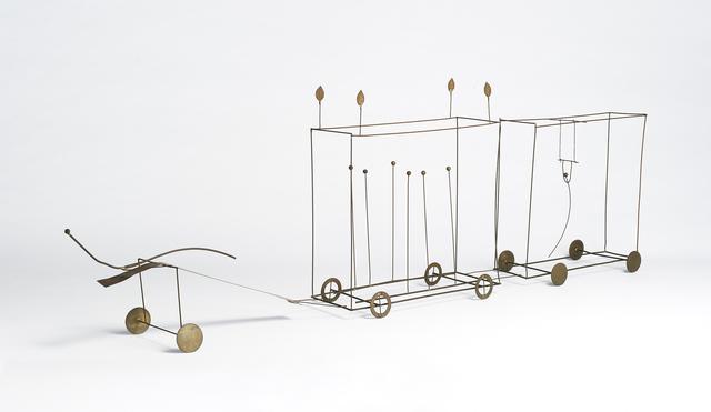 , 'Carro di Tespi / Chariot of Thespis,' 1977, Waddington Custot