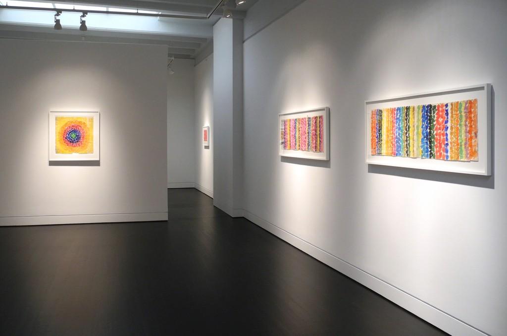 Alma Thomas: Thirteen Studies for Paintings, October 11, 2014 - December 20, 2014, HEMPHILL Fine Arts